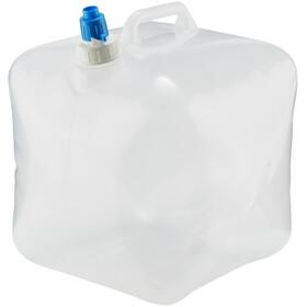 CAMPZ Bidon à eau - Bidon - souple 15L transparent
